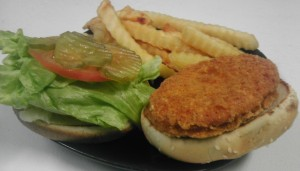 #10 Chicken Sandwich, Fries & Drink $6.19